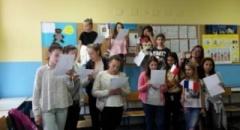 Journée Porte ouverte à l'école primaire Kamen-Šine, Split