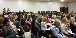 Le stage national des enseignants de français